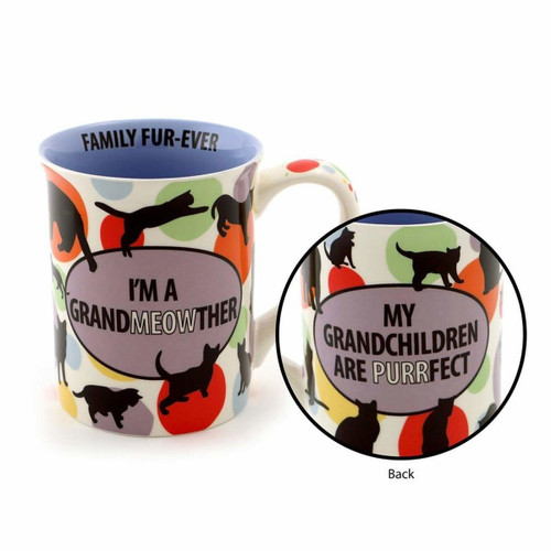 Cat Grandmother Mug 6000114