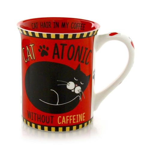 Cat Atonic Mug 4050653