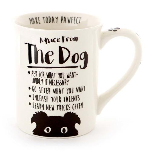 Dog Advice Coffee Mug - Simple Delights - 16oz - 6000547