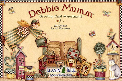 Debbie Mumm Country Greeting Card Assortment by Leanin' Tree -90713