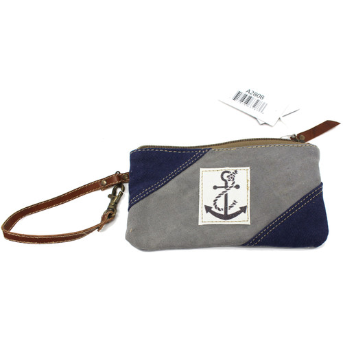 Chloe + Lex Anchor Small Clutch with Strap