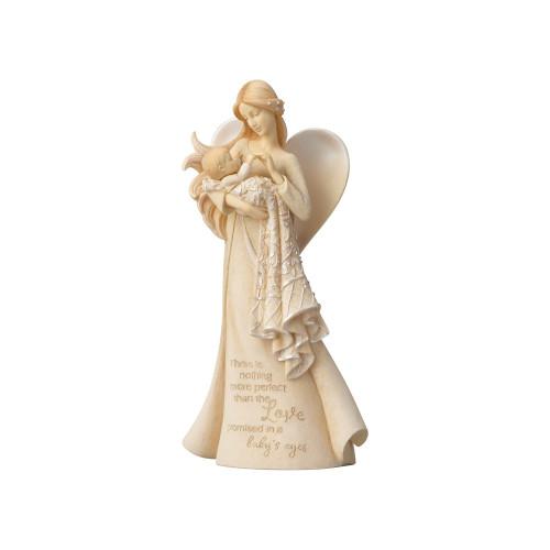 Foundations - Love in Baby's Eyes Angel Figurine 6000786