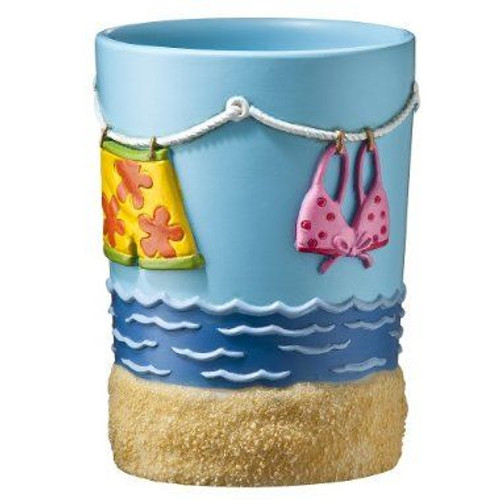 "Bathing Suits Beach ""Hanging Loose"" Tumbler 45340"