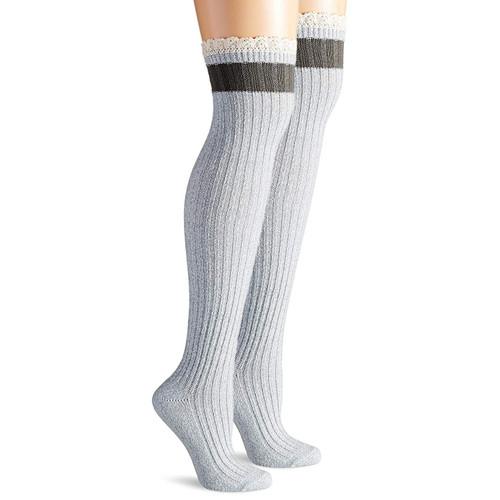 K. Bell Women's Pretty Tomboy Over the Knee Socks