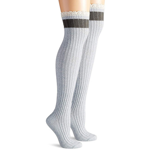 K. Bell Women's Pretty Tomboy Over the Knee Socks