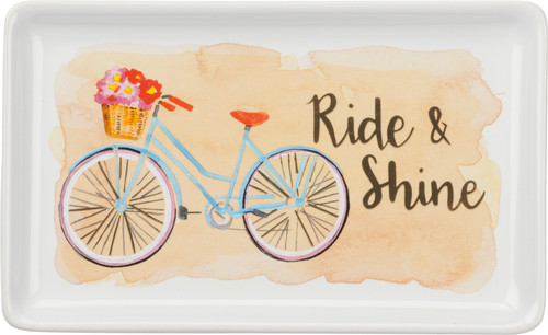 Trinket Tray - Ride & Shine