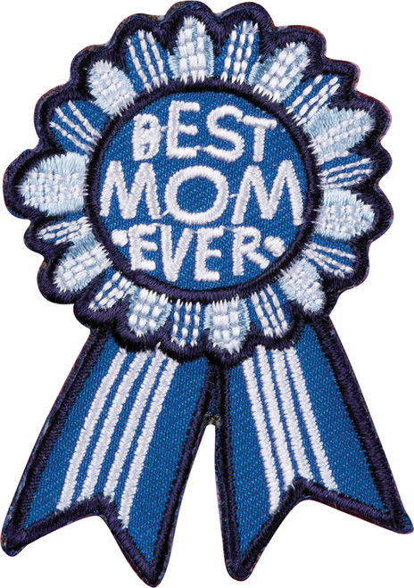Patch - Best Mom Ever - SENT WITHOUT TRACKING