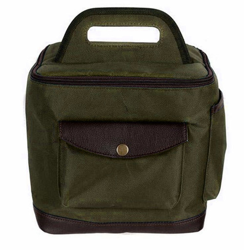 Insulated Lunch Box Tote Bag Green - 30034-GREEN