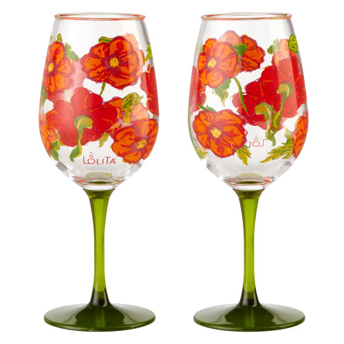 Lolita - Best Bunch - Wine Glass - SET of 2 - 6002023