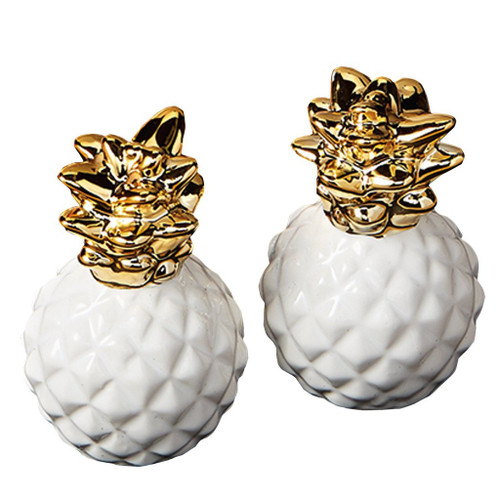 Pineapple Salt & Pepper Shaker Set - 91206