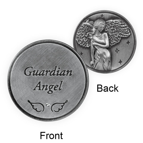 Guardian Angel Memory Token Coin 15353