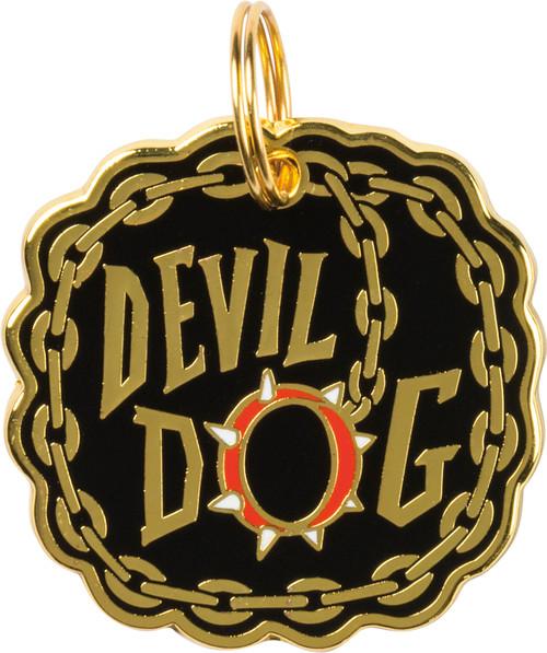 Dog Collar Charm - Devil Dog - 100340