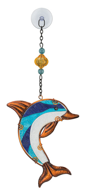 Tropical Sun Catcher - Dolphin 11909