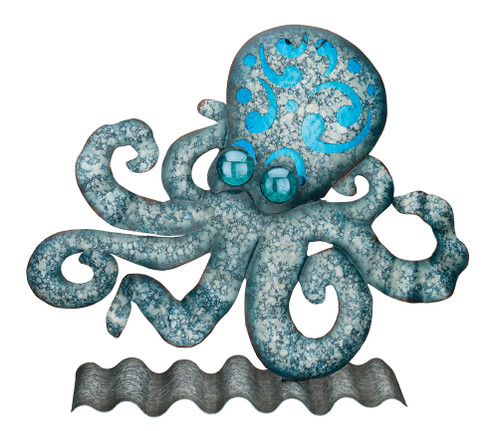 Coastal Table Wall Decor - Octopus 11680