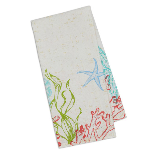 Lagoon Printed Towel DishTowel - DII - 90360
