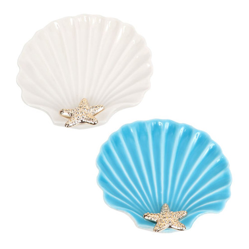Scallop Shell Dish - 5 Inch