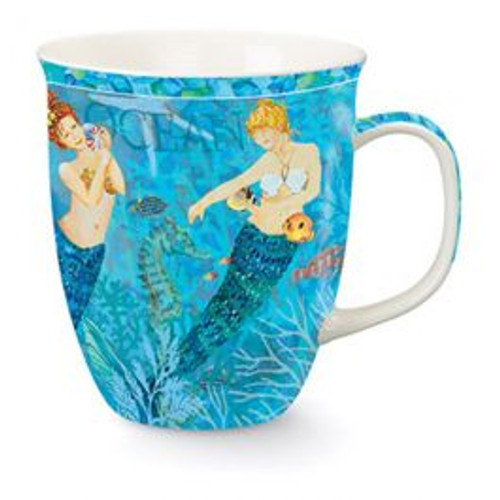 Mermaid Sisters Coffee Mug - 718-63