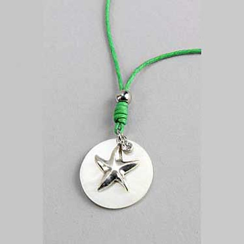 Nautical Starfish Necklace 53169