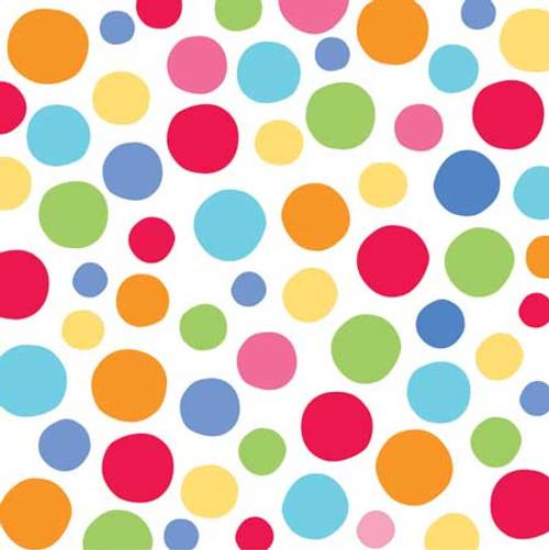 Dots Paper Cocktail Napkins 652548