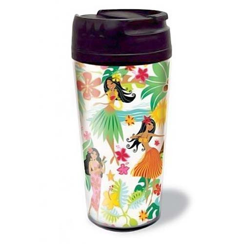Island Hula Honeys Thermal Tumbler 02143000