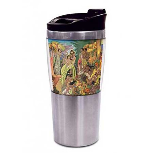 Island Feast Stainless Steel Thermal Travel Mug 02430000
