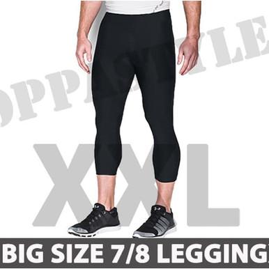 Jual Big Size 7 8 Legging Pria Celana Legging Training Sport Premium