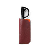 Leather case Red