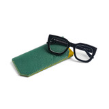 Leather case Green