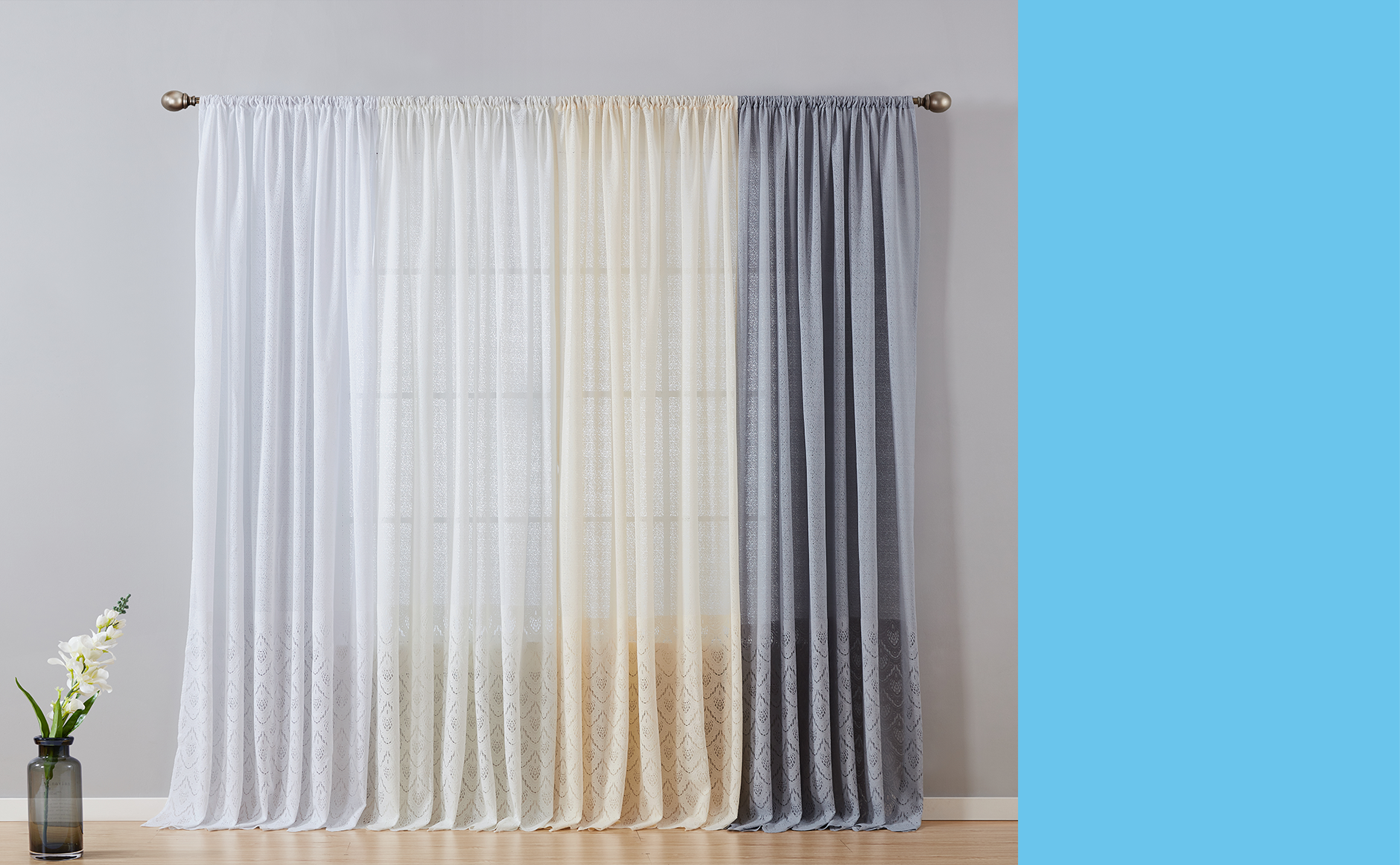 Decorative Sheer Curtains