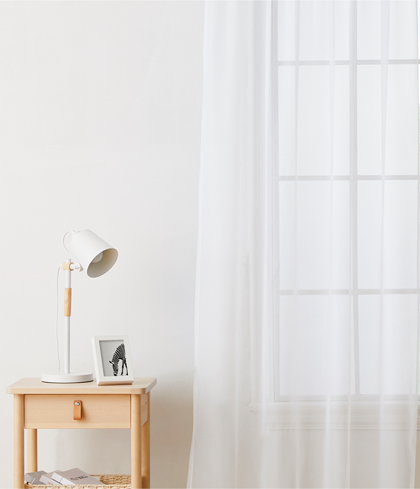 Learn more about SHEER Curtains