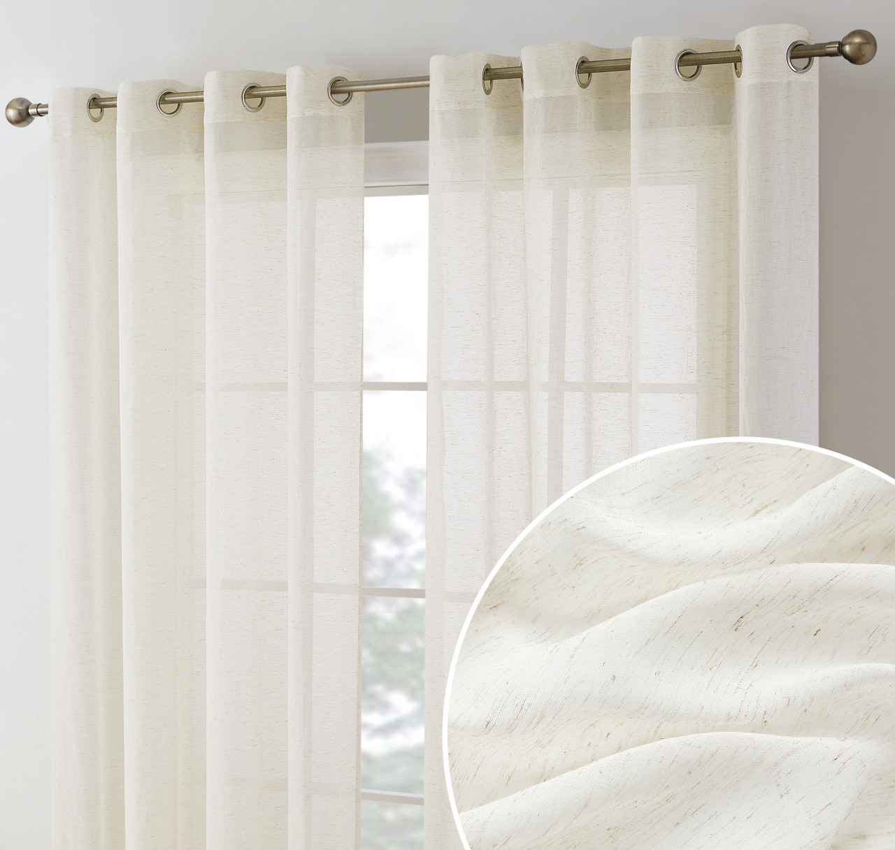 Curtains Sheer Curtains Faux Linen Curtains Page 1 Home Linen Collections Hlc Me