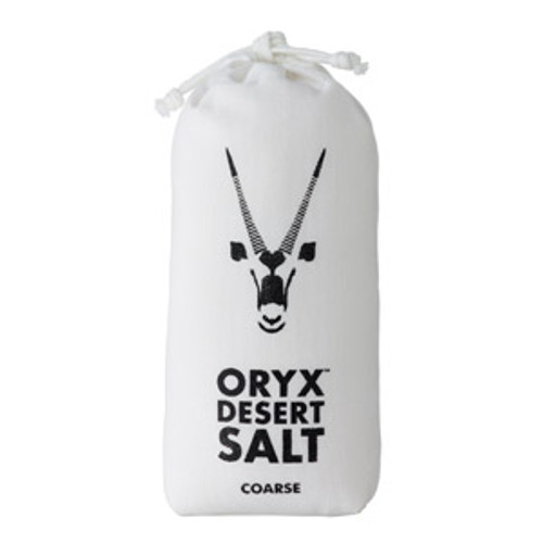 Oryx Desert Salt Cotton Bag - Coarse
