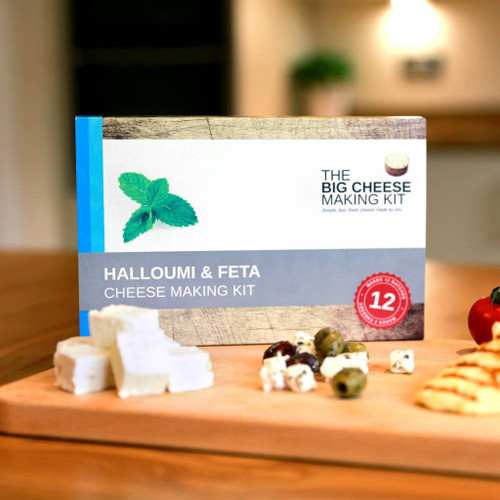 Halloumi & Feta Making Kit
