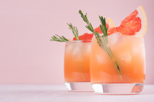 Contemporary Mocktails