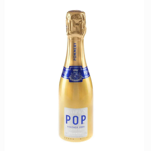 Pommery Pop Vintage Grand Cru Champagne - 20cl *Coming Soon*