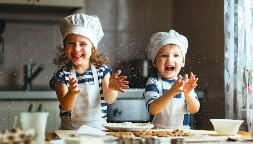 Classes for young chefs