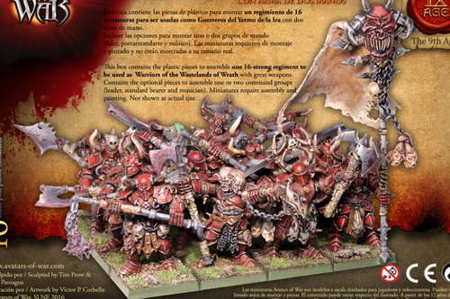 Warriors of wrath w/ Great Weapons