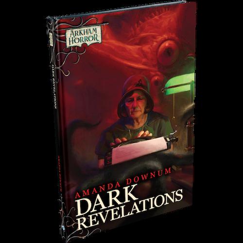 Arkham Horror: Dark Revelations Novella