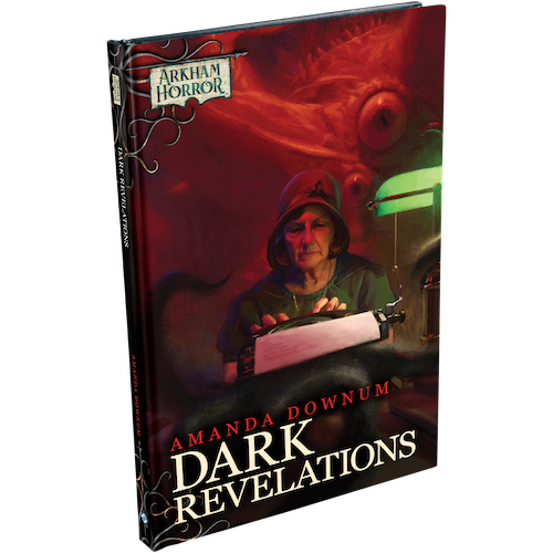 Arkham Horror: Dark Revelations Novella
