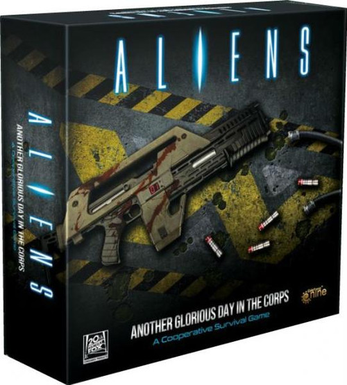 Aliens - Another Glorious Day In The Corps (CO-OP Board Game)