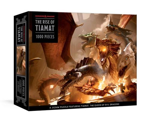 Rise of Tiamat Puzzle