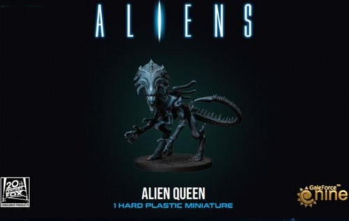 Aliens: Alien Queen Expansion