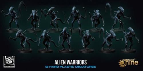 Aliens: Alien Warriors Expansion