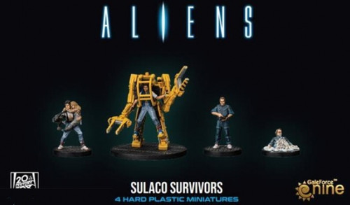 Aliens: Sulaco Survivors Expansion