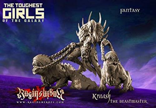 Kraash the Beastmaster