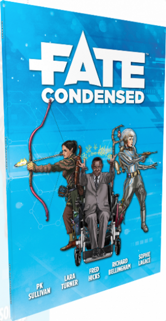 Fate RPG: Condensed