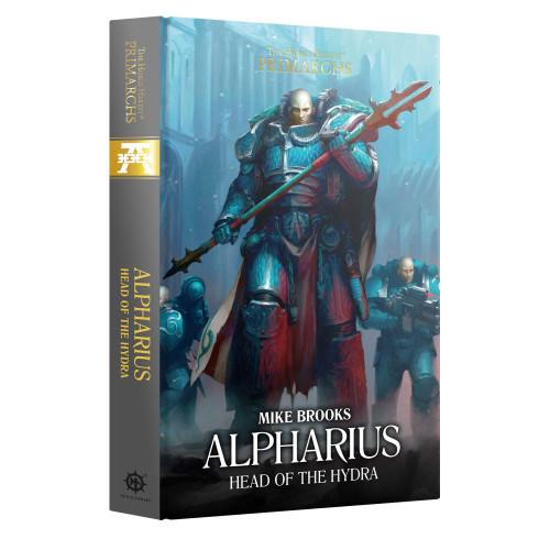 Alpharius - Head of the Hydra