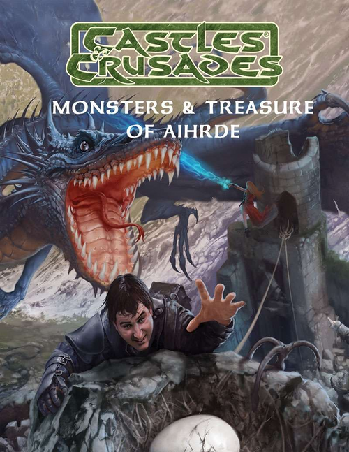 5th Edition Monsters and Treasure of Aihrde