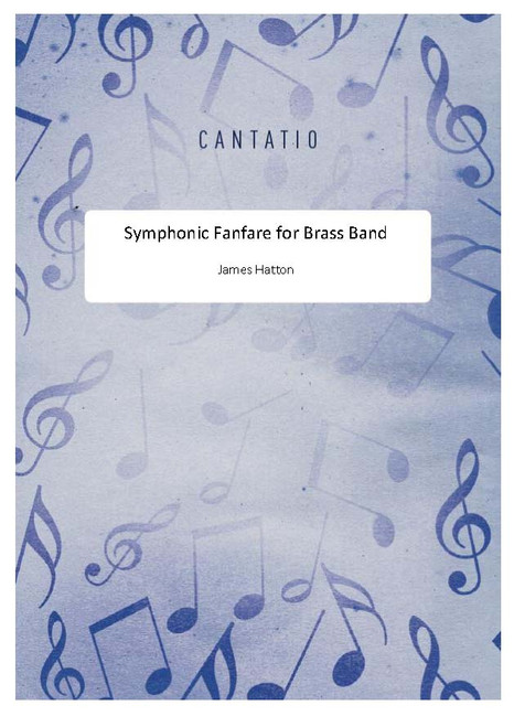 Symphonic Fanfare for brass band
