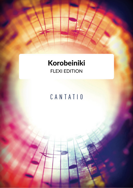 Korobeiniki - FLEXI EDITION, ENSEMBLE EDITION & Printed Full Band Set